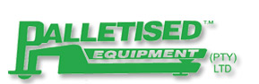 Palletised Equipment - Product Menu